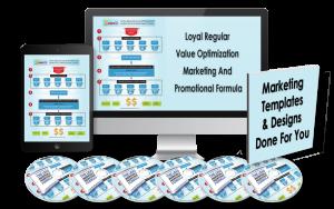 LRVO Marketing & Promotional System Product