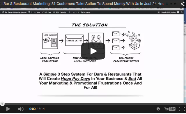 Bar & Restaurant Marketing_81_Customers_Take_Action_To_Spend_Money_With_Us_in_Just_24_Hrs How We Did It