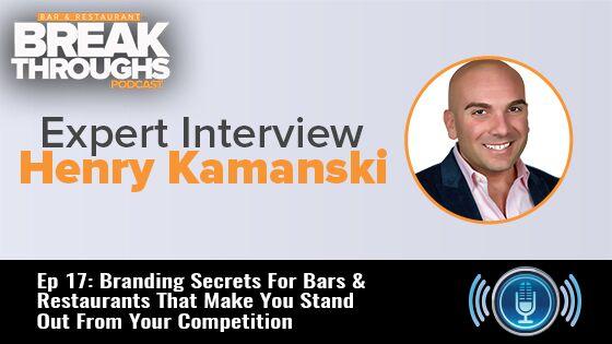 Bar Restaurant Success, Podcast, Bar Consultant, Nick Fosberg